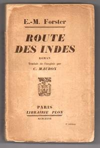 image of Route des Indes [A Passage to India]