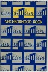 Brooklyn NY Neighborhood Book 1985