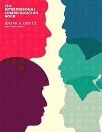 The Interpersonal Communication Book