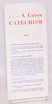 A union catechism