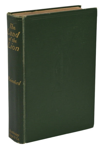 New York: Doubleday, Page & Company, 1909. First Edition. Very Good. First American edition. xxiv, ,...