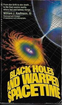 Black Holes and Warped Spacetime