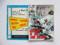 image of Pocket War Library: no. 144 Mission of the lone soldier