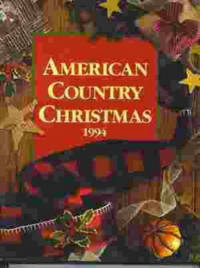 AMERICAN COUNTRY CHRISTMAS 1994