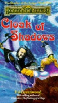 Cloak of Shadows Forgotten Realms: The Shadow of the Avatar  Book 2
