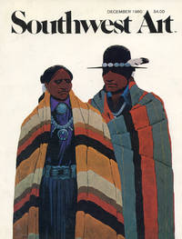 image of SOUTHWEST ART : Volume 10, No 7, December 1980