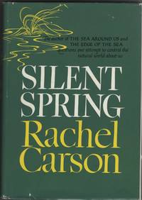 Silent Spring by  Rachel Carson - Hardcover - Book Club Edition - 1962 - from Sweet Beagle Books (SKU: 32299)