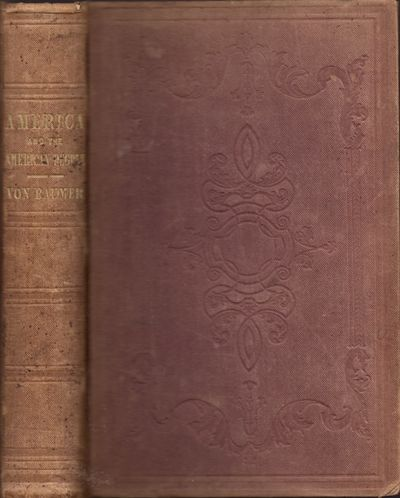 New York: J. & H. G. Langley, 1846. First American Edition. Hardcover. Good. Octavo. xii, 13-512 pag...