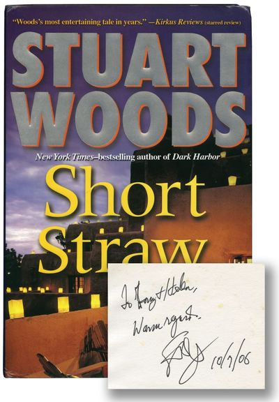 New York: Putnam, 2006. First Edition. First Edition. INSCRIBED by the author on the