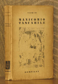 MANICOMIO TASCABILE by Edwin Cerio - Paperback - 1934 - from Andre Strong Bookseller and Biblio.com