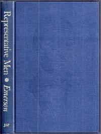 Representative Men by  Ralph Waldo Emerson - Hardcover - from Gail's Books and Biblio.com