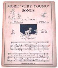 More Very Young Songs with Rare Dust Jacket and Advertisement