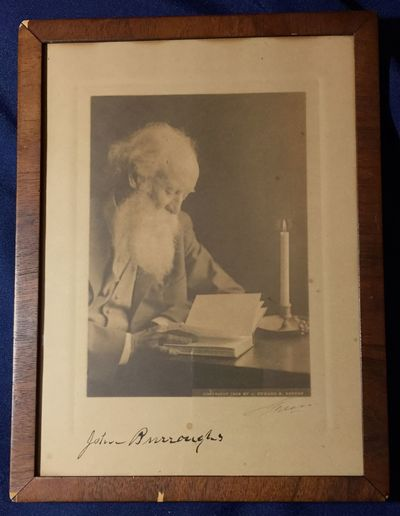 J. Edward B. Greene, 1909. Original. Framed and glazed. Near Fine. J. Edward B. Greene, photographer...