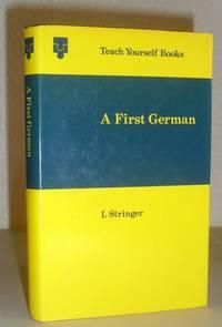 A First German (Teach Yourself Books)