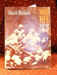 Dutch Masters 1965 NFL Flip/Up Line/Up