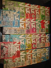 VIZ Magazine: 26 Issues No 33 - 66 (Incomplete Run)