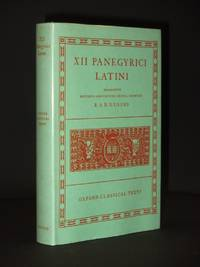 XII Panegyrici Latini: Panegyrcus Traiani