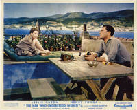 image of The Man Who Understood Women (Collection of 5 British front-of-house cards from the 1959 film)