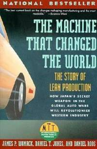 image of The Machine That Changed the World : The Story of Lean Production