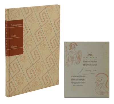 New York: The Limited Editions Club, 1934. Signed Limited Edition. Near Fine/Fair. First and limited...