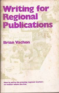 image of Writing for Regional Publications