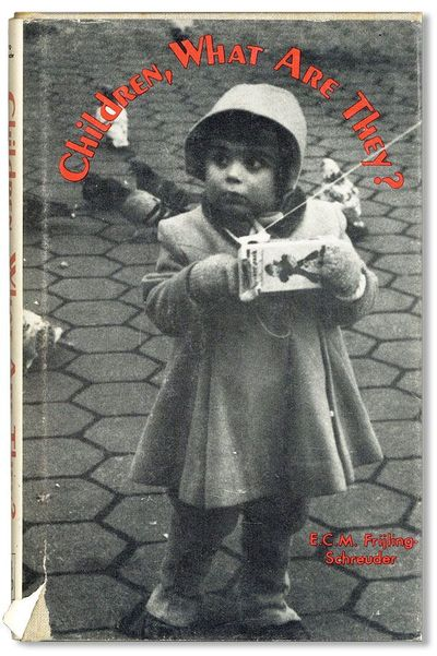 New York: International Universities Press, 1975. First American Edition. Octavo (22cm.); publisher'...