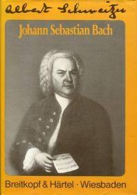 J. S. Bach.