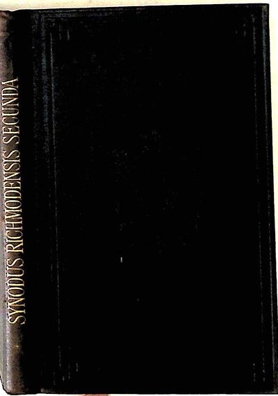 Baltimore: Excudebant Joannes Murphy et Socii, 1886. Hardcover. Very Good. Hardcover. Scarce. Very g...