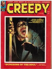 image of CREEPY #45 May 1972