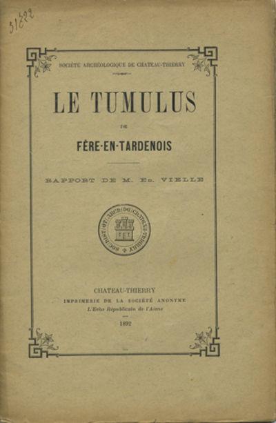 Château-Thierry, France: Imprimerie de La Société Anonyme, l'