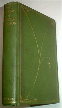 THE POEMS OF ERNEST DOWSON. With a memoir by Arthur Symons. Four illustrations by Aubrey Beardsley and a portrait (frontis) by William Rothenstein