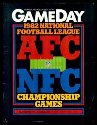 GAMEDAY - Redskin Edition - Volume 45, number 8, January 22, 1983