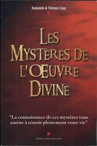 Les mystères de l'œuvre divine traduit par Rui Manuel Vieira