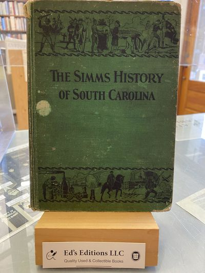 The State Company, 1932. Hardcover. Acceptable. Green cloth boards are rubbed through in several spo...