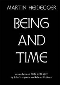 Being and Time by Martin Heidegger - 2005-09-01