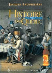 Histoire populaire du Qu�bec, t. 02