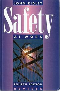 Safety At Work: Law; The Management Of Risk; Occupational Health And Hygiene; General Science