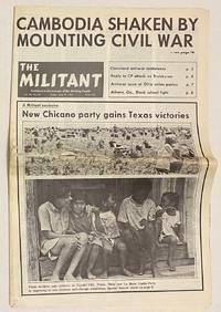 image of The Militant. Vol. 34 no. 24 (June 19, 1970)