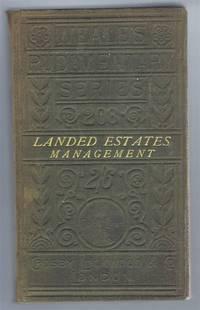 Outlines of Landed Estates Management, Weale's Rudimentary Series