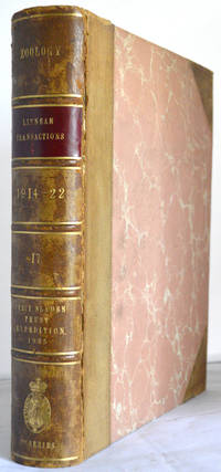 The Percy Sladen Trust Expedition to The Indian Ocean in 1905, under the leadership of Mr J Stanley Gardiner Vol VI. The Transactions of the Linnean Society of London, 2nd Ser. Zoology Vol XVII