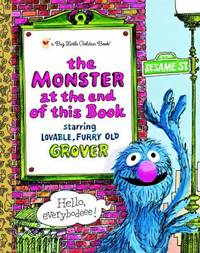 image of The Monster at the End of This Book (Sesame Street)