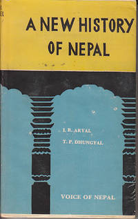 image of A New History of Nepal