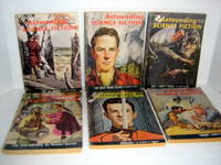 Astounding Science Fiction 1959 6 Issues by  John W Campbell - Paperback - 1st Edition - 1959 - from Brass DolphinBooks and Biblio.com
