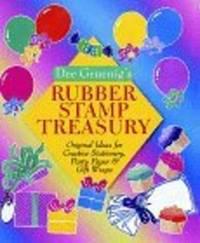 Dee Gruenig's Rubber Stamp Treasury: Original Ideas for Creative Stationery..