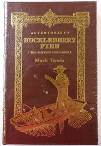 image of The Adventures of Huckleberry Finn (Tom Sawyer's Companion). Collector's Edition