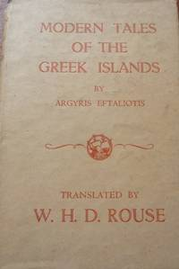 image of Modern Tales of the Greek Islands (Signed)