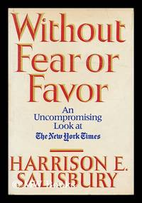 image of Without Fear or Favor - an Uncompromising Look At the New York Times