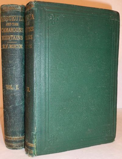 London: Tinsley Brothers, 1863. First edition. Hardcover. Orig. green cloth. Very good. 2 vols. 333 ...
