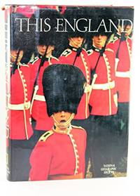 This England by National Geographic Society - Hardcover - 1966 - from Hideaway Books (SKU: HCK294)