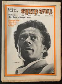 Rolling Stone (Issue #35, June 14th, 1969 -- Chuck Berry Cover)